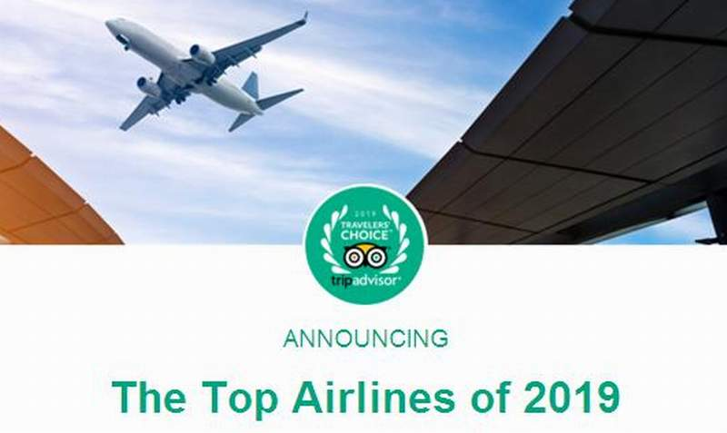 top airlines